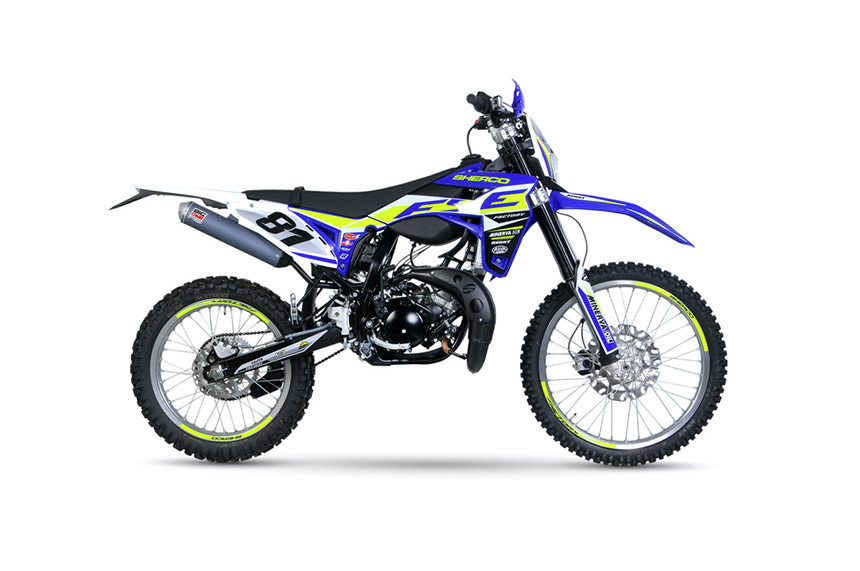Sherco 50 Factory SE-RS