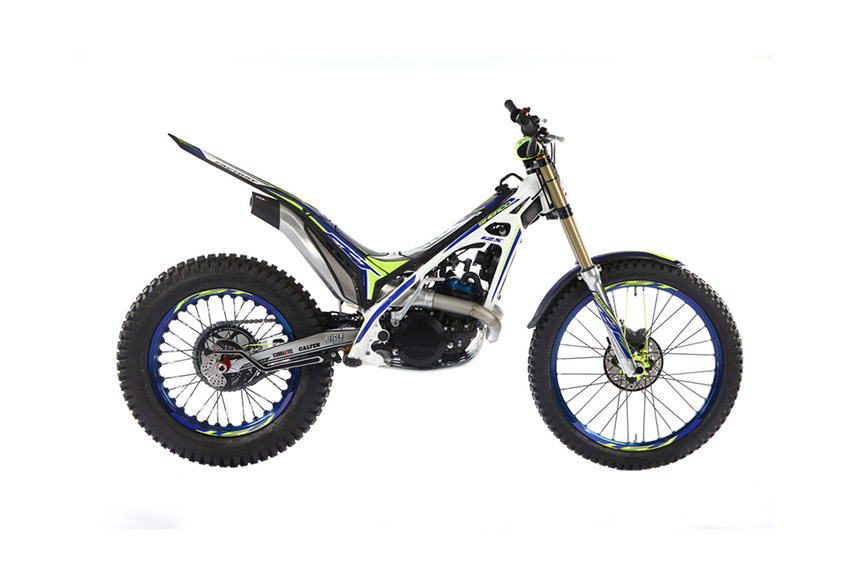 Sherco Factory Trial 125 ST-F